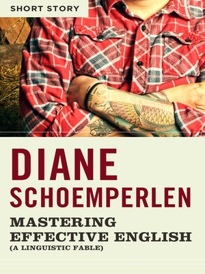 cover image of Mastering Effective English (A Linguistic Fable)