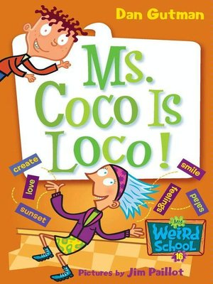 cover image of Ms. Coco Is Loco!