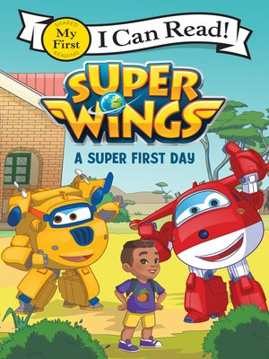 cover image of Super Wings