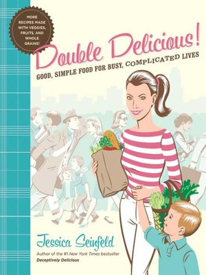 cover image of Double Delicious!