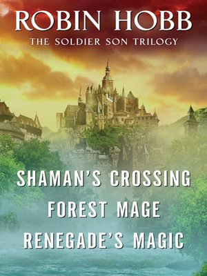 cover image of The Soldier Son Trilogy Bundle