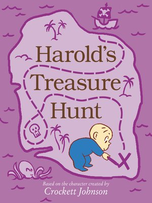 cover image of Harold's Treasure Hunt