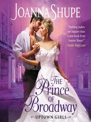 cover image of The Prince of Broadway