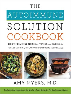 cover image of The Autoimmune Solution Cookbook