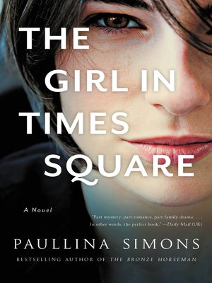 cover image of The Girl in Times Square