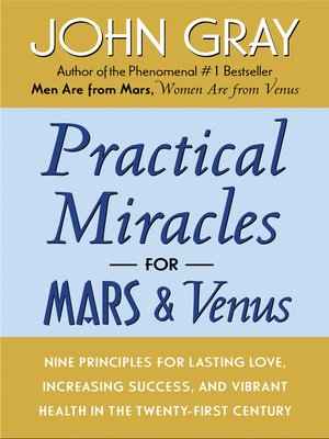 cover image of Practical Miracles for Mars and Venus