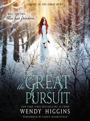cover image of The Great Pursuit