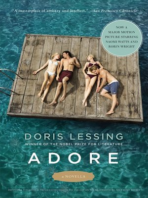 cover image of Adore