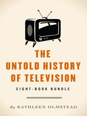 cover image of The Untold History of Television