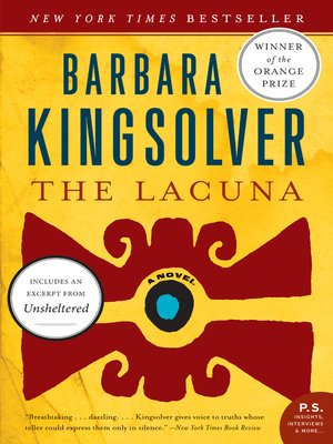 cover image of The Lacuna