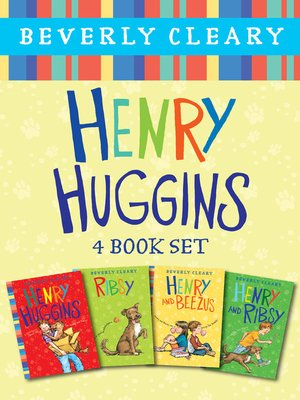 cover image of Henry Huggins 4-Book Collection