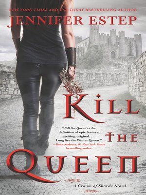 cover image of Kill the Queen