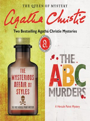 cover image of The Mysterious Affair at Styles & The A.B.C. Murders