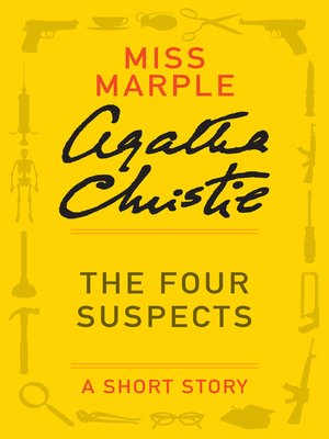 cover image of The Four Suspects