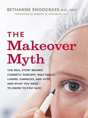 cover image of The Makeover Myth