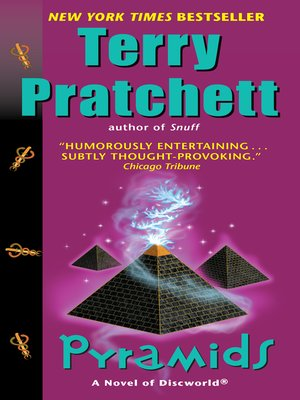 cover image of Pyramids
