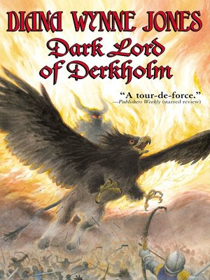 cover image of The Dark Lord of Derkholm