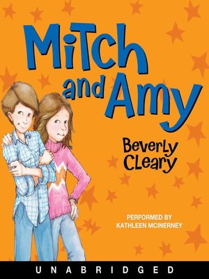 cover image of Mitch and Amy