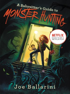 cover image of A Babysitter's Guide to Monster Hunting #1