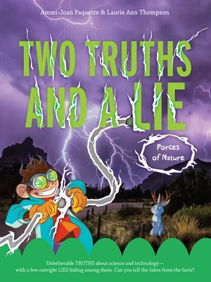 cover image of Two Truths and a Lie