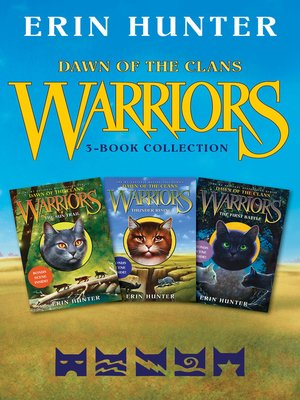 cover image of Dawn of the Clans 3-Book Collection