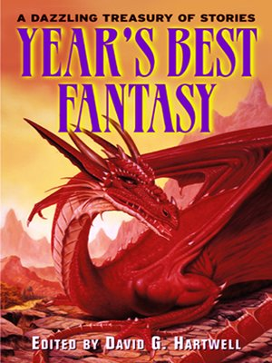 cover image of Year's Best Fantasy 1