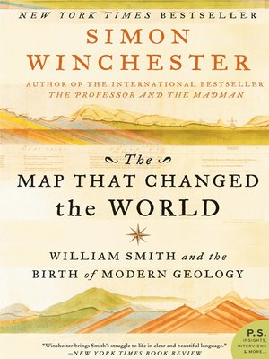 cover image of The Map That Changed the World
