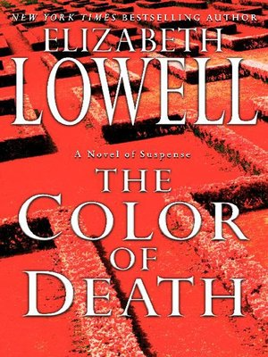 cover image of The Color of Death