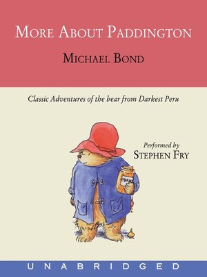cover image of More About Paddington
