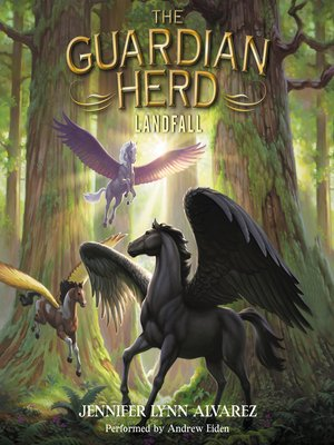 cover image of The Guardian Herd