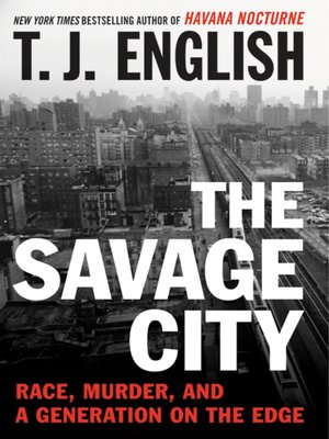 cover image of The Savage City