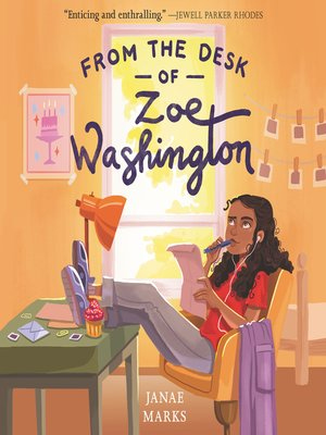 cover image of From the Desk of Zoe Washington
