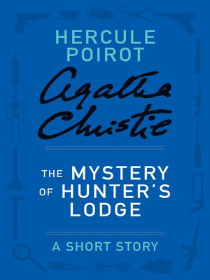 cover image of The Mystery of Hunter's Lodge