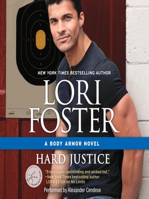 cover image of Hard Justice