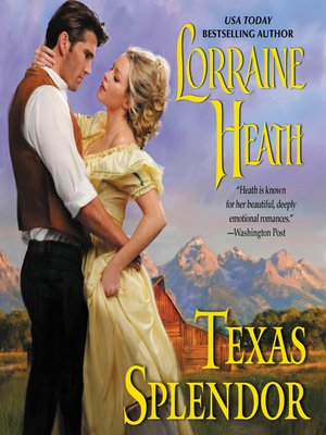cover image of Texas Splendor