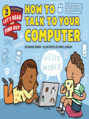 cover image of How to Talk to Your Computer