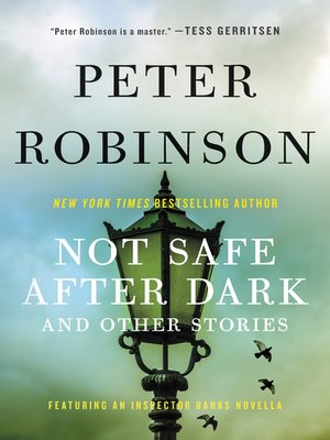 cover image of Not Safe After Dark