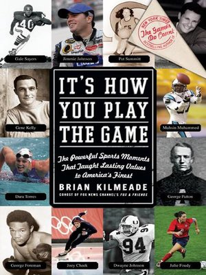 cover image of It's How You Play the Game