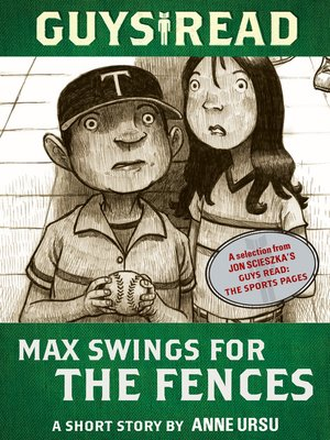 cover image of Max Swings for the Fences