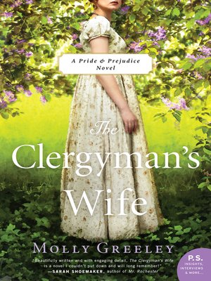 cover image of The Clergyman's Wife