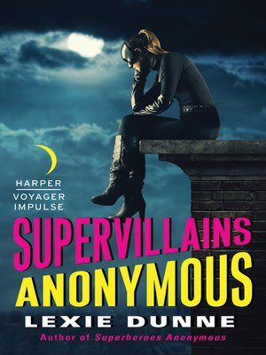 cover image of Supervillains Anonymous