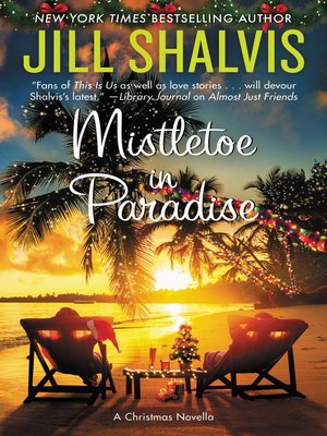 cover image of Mistletoe in Paradise