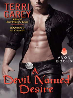 cover image of A Devil Named Desire