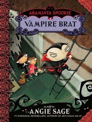 cover image of Vampire Brat