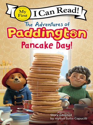 cover image of The Adventures of Paddington
