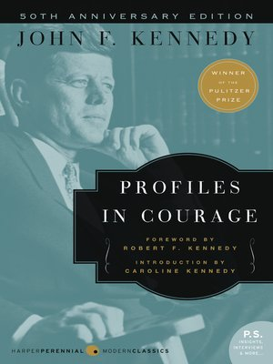 cover image of Profiles in Courage