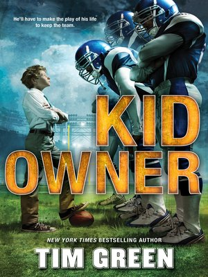 cover image of Kid Owner