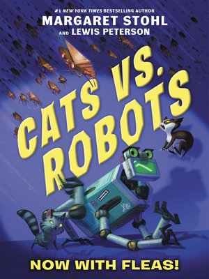 cover image of Cats vs. Robots #2