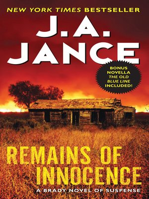 cover image of Remains of Innocence