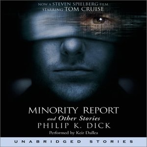 cover image of The Minority Report and Other Stories
